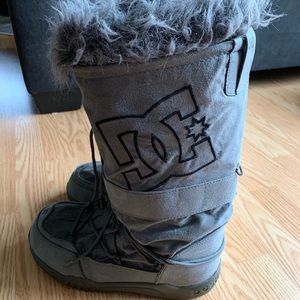 DC Winter Boots